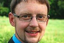 Rolf Weigand (AfD) will Bürgermeister in Großschirma werden.