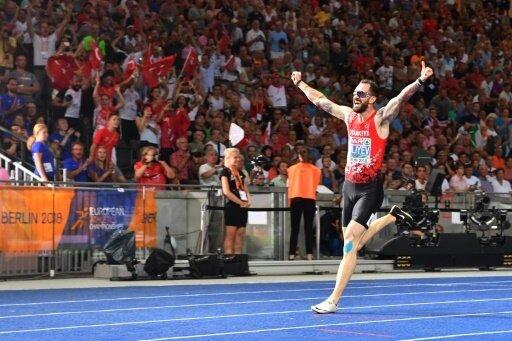 Ramil Guliyev läuft über 200 m zum EM-Titel