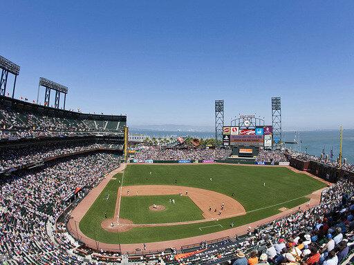 Die San Francisco Giants stehen vor dem Titelgewinn
