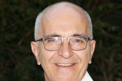 Der scheidende CDU-Stadtrat Joachim Otto.