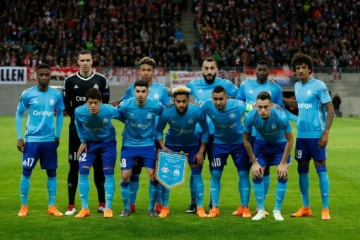 Nullnummer für Olympique Marseille in der Ligue 1