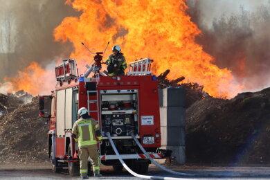 Laut Einsatzleitung der Mühlauer Feuerwehr ist die Ursache noch unklar.