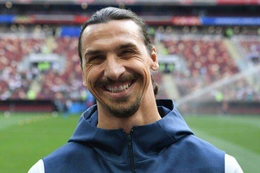 Ibrahimovic hat die WM-Wette gegen Beckham verloren