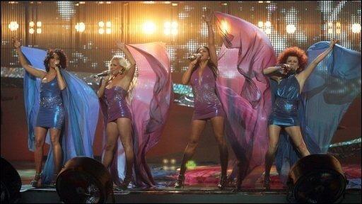 Kein Land hat so häufig am Eurovision Song Contest (ESC) teilgenommen wie Deutschland - doch für die vordersten Plätze hat es selten gereicht. Die No Angels landeten 2008 auf Platz 23.