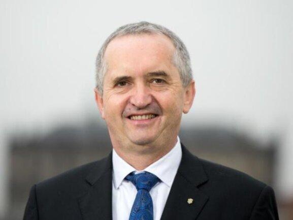Der Agrarminister von Sachsen, Thomas Schmidt (CDU).