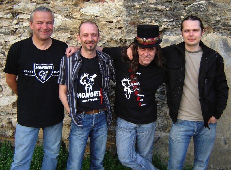 """<p class=""""artikelinhalt"""">Die Band Monokel - eine ostdeutsche Blueslegende - ist am Sonnabend zur Mülsener Rock- und Bluesnacht in Neuschönburg mit dabei.</p>"""