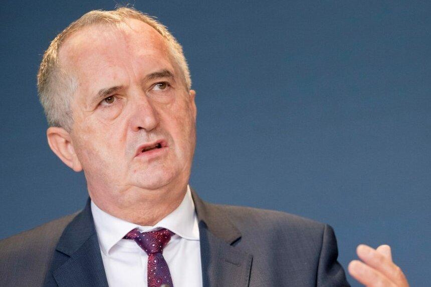 Thomas Schmidt - Staatsminister für Regionalentwicklung