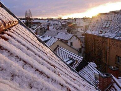 Frostiges Wetter kann nicht nur für stimmungsvolle Bilder sorgen, sondern Hausbesitzern auch Probleme bereiten - denn die Gefahr von Wasserrohrbrüchen steigt.
