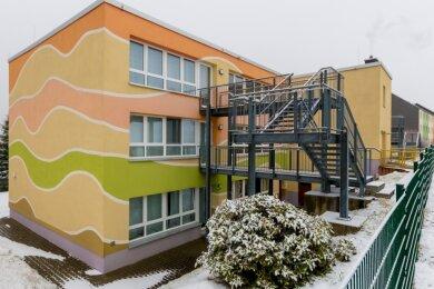 """Die Stadt Marienberg will die Kindertagesstätten in den Ortsteilen erhalten. Dazu zählt auch das """"Haus des Kindes"""" in Zöblitz."""