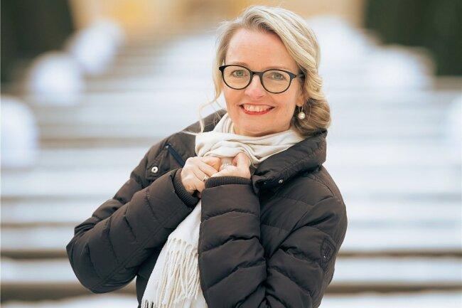 Jammern ist Zeitverschwendung. Lifecoach Daniela Kreißig aus Radebeul geht mit Freude und Optimismus in jeden neuen Tag.
