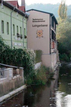 "Das Industriedenkmal ""Lohgerberei"""
