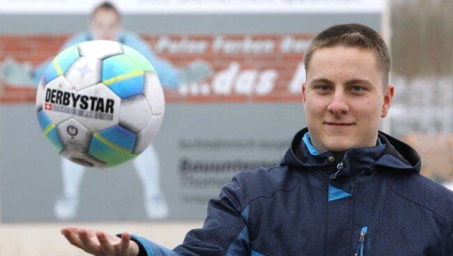 Dominik Anders hat sich nach dem Besuch im ZDF-Sportstudio über eine E-Mail von Jakob Johnson gefreut.
