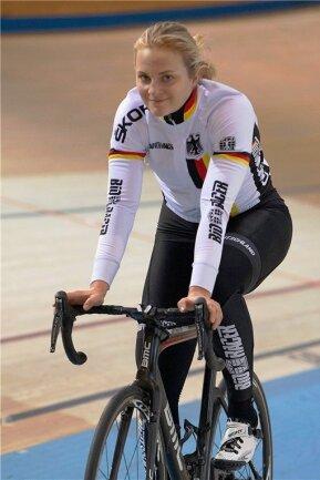 Lea-Sophie Friedrich fährt seit November 2018 für das Chemnitzer Sprintteam.