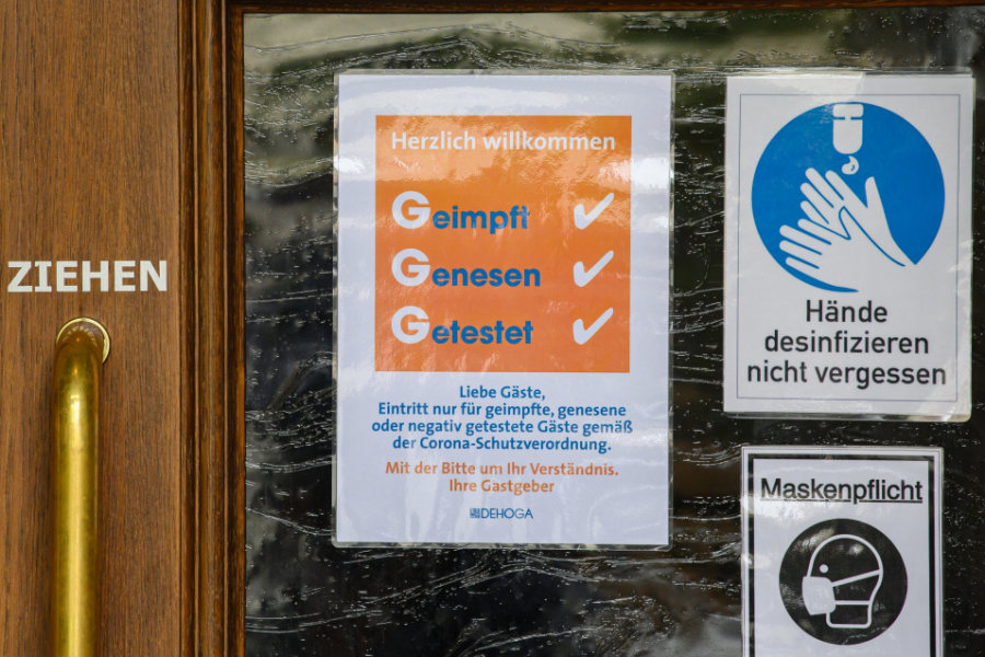 3G-Regel entfällt nicht überall im Landkreis