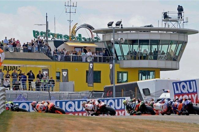 2019 kamen an den drei Grand-Prix-Tagen zusammengerechnet 201.162 Zuschauern an den Sachsenring.