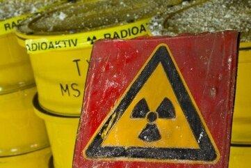 Fässer mit radioaktivem Abfall wie diese könnten in einem Endlager landen, dessen Standort noch gesucht wird.