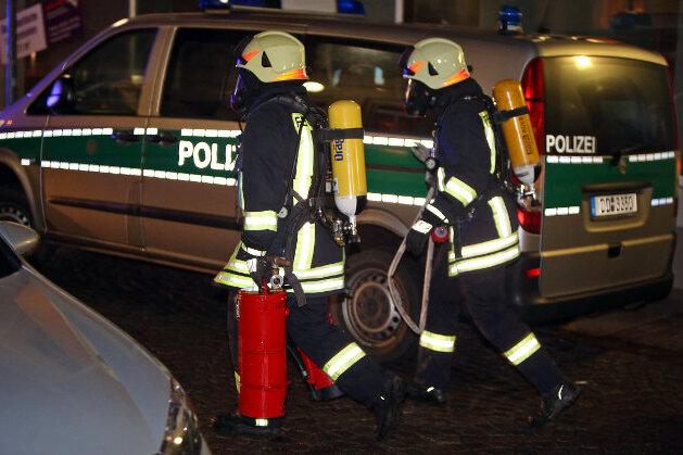 Hohenstein-Ernstthal: Zigarette löst Deckenbrand aus