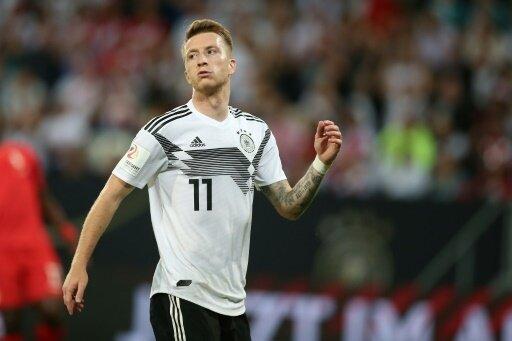 Marco Reus wird der DFB-Elf gegen Russland fehlen