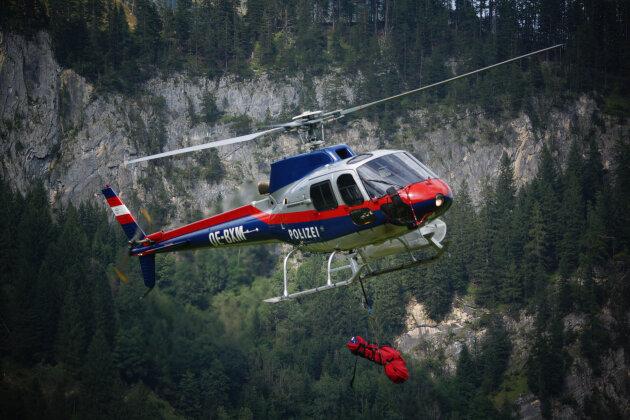 Sachse stürzt in Tirol 40 Meter in die Tiefe