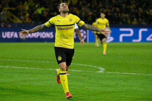Hoffnung auf die Pokal-Rückkehr von Alcacer beim BVB