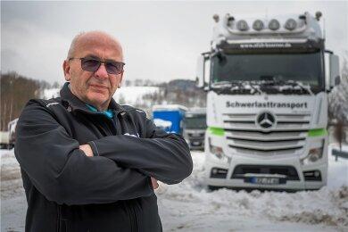 Der Heidersdorfer Unternehmer Andreas Börner will 90.000 Euro vom Bund zurück.