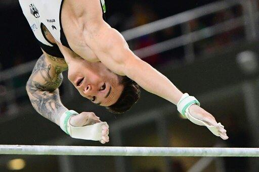 Marcel Nguyen verpasst das Barren-Finale in Glasgow