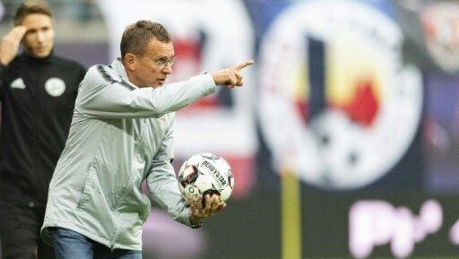 Ralf Rangnick vollzog schon jetzt zwei Winter-Transfers