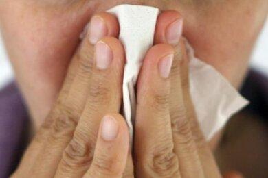 Das Gesundheitsamt des Vogtlandkreises meldet einen deutlichen Anstieg der Grippeerkrankungen in der Region.