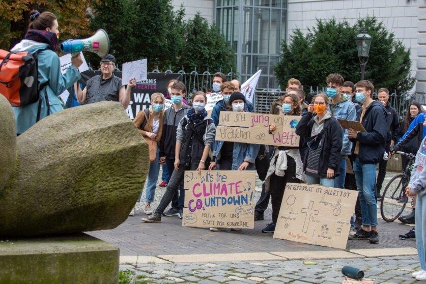 Fridays for Future: Klimademo nach einem Jahr Pause