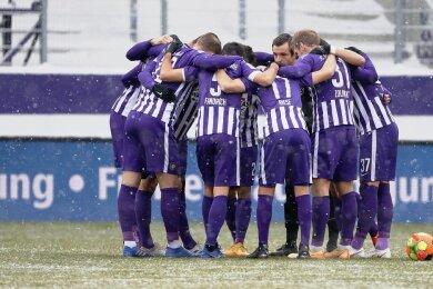 In Osnabrück will der FC Erzgebirge am Freitag zurück in die Erfolgsspur finden.