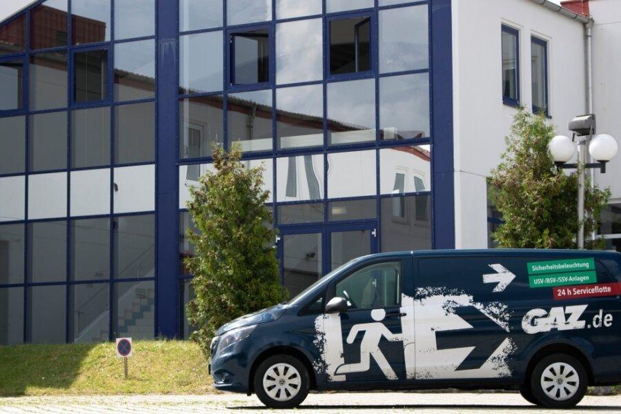 So sieht der neue Standort des Unternehmens in Reinsdorf aus.