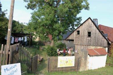 Um 1750 wurde das Häuschen in Krebes gebaut.