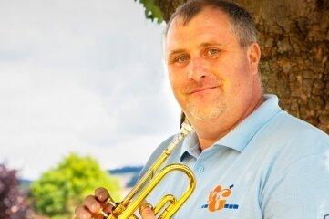 Peter Merker setzte die Idee der musikalischen Wanderung um.