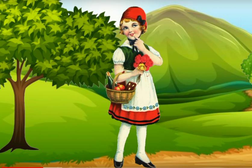 Der Gewinnerfilm erzählt die Fortsetzung des Märchens von Rotkäppchen.