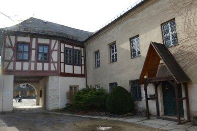 Das Museum Göltzsch auf der Rodewischer Schlossinsel ist geschlossen. Teile wie die Küche will künftig eine Event-Agentur nutzen.