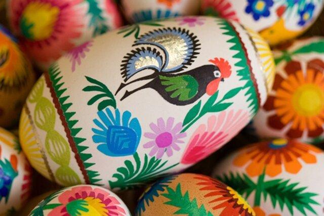 Einen großen Ostermarkt mit kunsthandwerklichen Produkten gibt es vom 11. bis 21. April in Krakau.