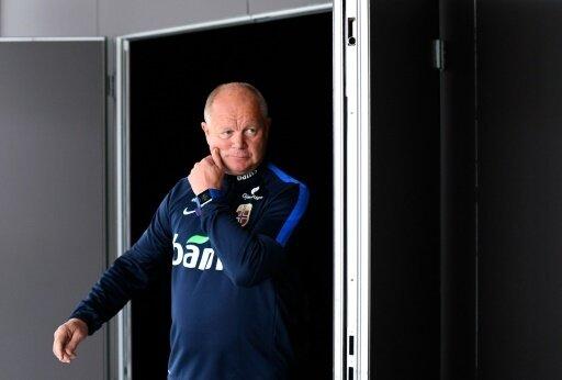 Nowegens Trainer Per-Mathias Høgmo hat viele Sorgen