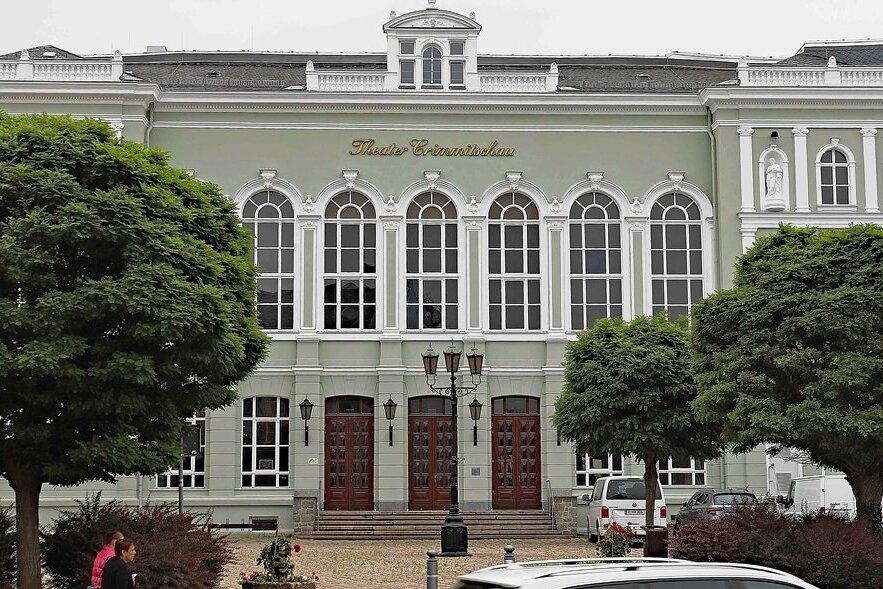 Ab 18. September öffnen sich wieder die Türen und der Vorhang im Theater Crimmitschau. Das Haus bleibt aber weiterhin eine Baustelle.