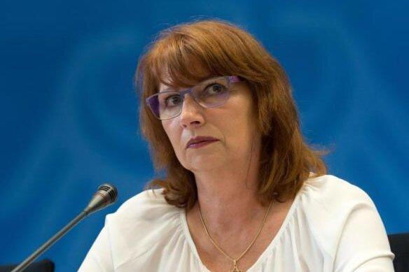 Sozialministerin Petra Köpping (SPD)