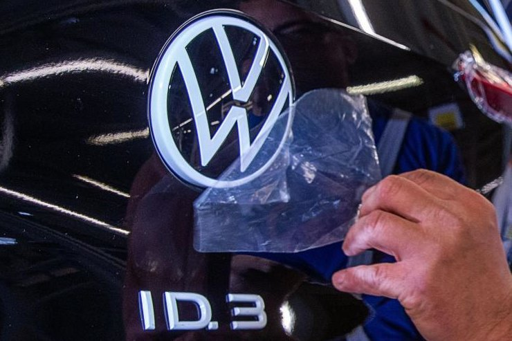 Bei VW in Zwickau startet die Produktion am 20. April