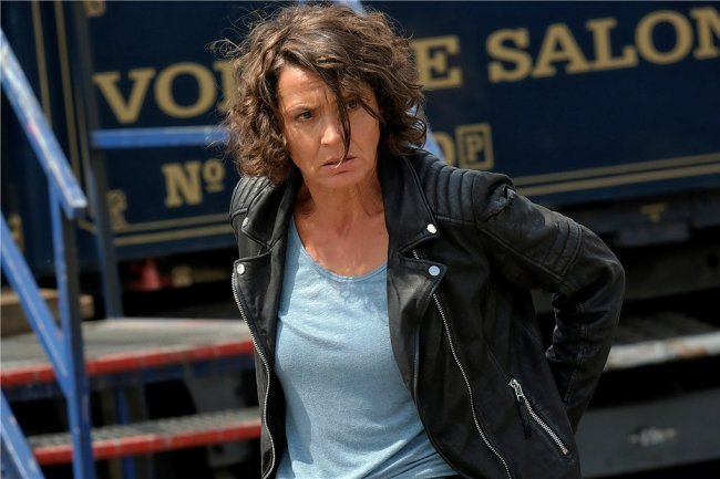 Lena Odenthal (Ulrike Folkerts) ist eher Sheriff als Kommissarin.