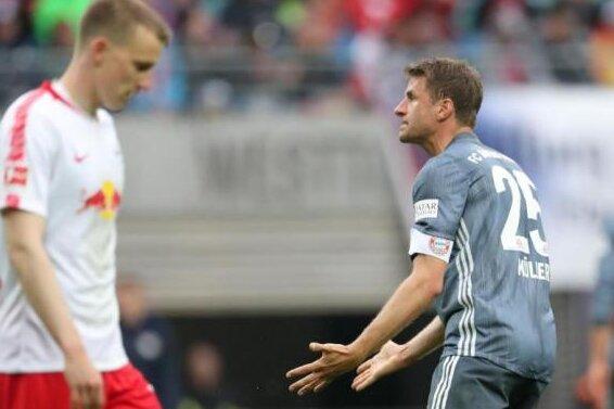 Bayern nur Remis in Leipzig: Titel-Entscheidung vertagt