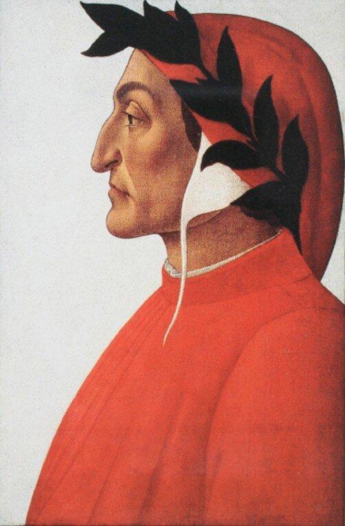 Dante Alighieri - Dichter