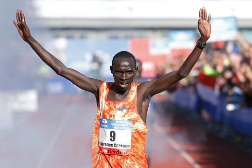 Lawrence Cherono gewinnt erneut in Amsterdam