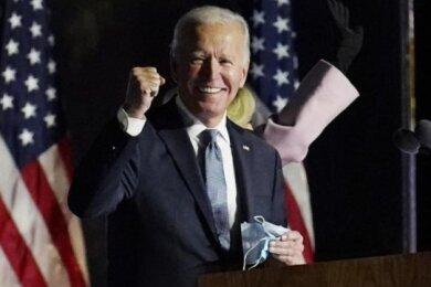 Joe Biden ist der neugewählte Präsident der USA.
