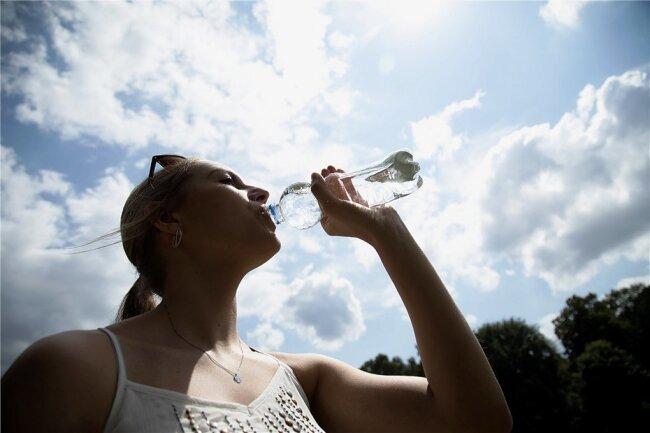 Nichts geht ohne Wasser.