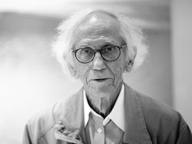 Christo ist tot. Der Künstler starb mit 84 Jahren in New York.