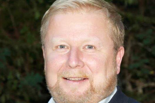 Marco Siegemund - Bürgermeister (CDU) der Stadt Falkenstein