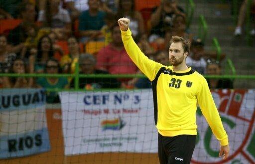 Andreas Wolff will mit dem THW Kiel den Titel holen