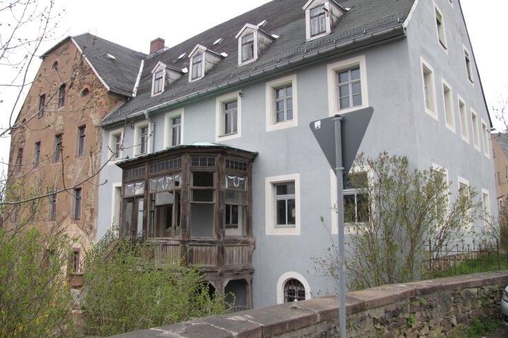 Die Sanierung der einstigen Lohgerberei an der Halbige in Geringswalde soll jetzt wieder Fahrt aufnehmen.